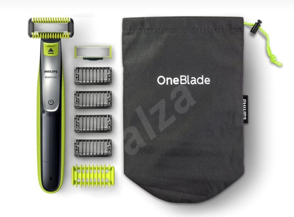 Philips OneBlade the Best Electric Shaver and Trimmer